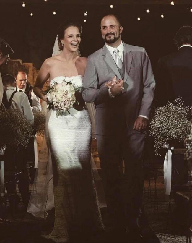 Enfim Casados - Ana e John